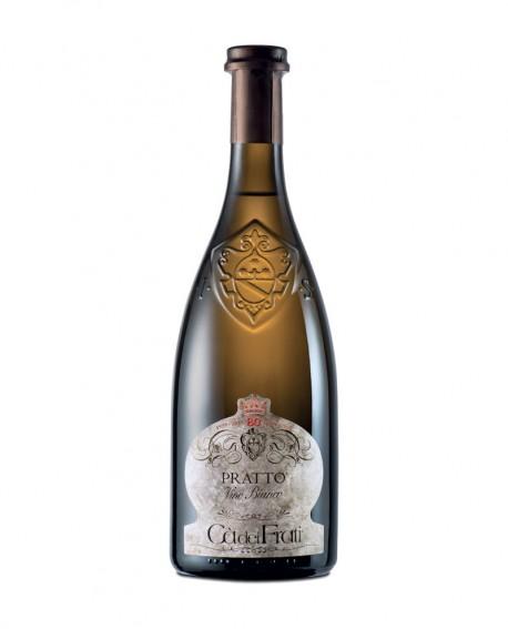 Pratto - vino bianco - bottiglia 0,75 Lt - Cantina Ca' dei Frati