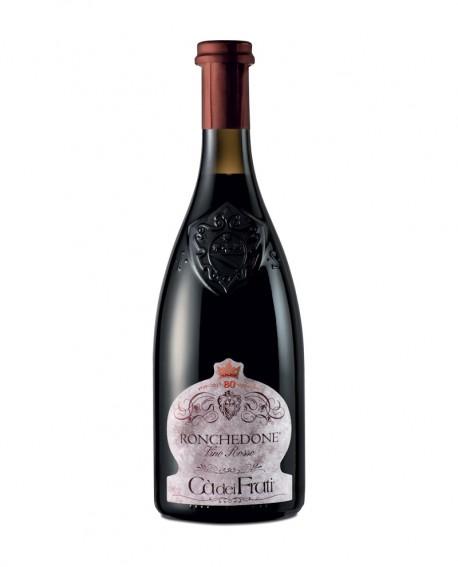 Ronchedone Vino Rosso - bottiglia 0,75 Lt - Cantina Ca' dei Frati