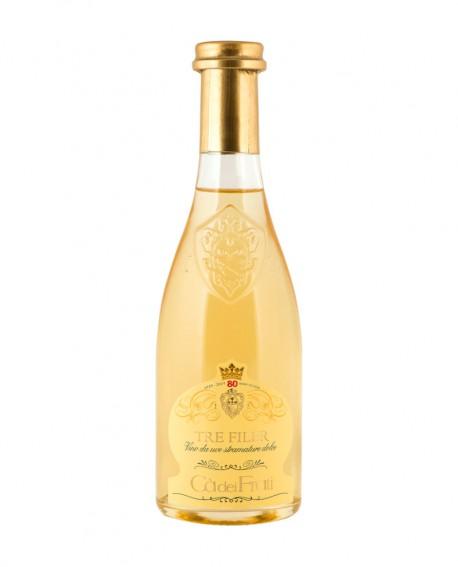 Tre Filer Vino da uve stramature dolce - bottiglia 0,75 Lt - Cantina Ca' dei Frati