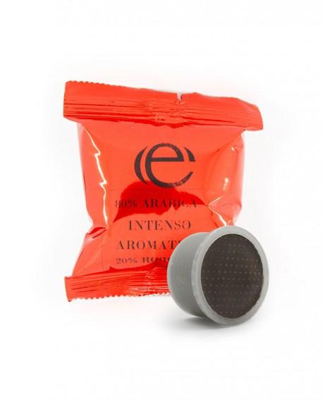 Capsule compatibili Espresso point - Miscela Standard Intenso Aromatico - Confezione da 100 pezzi - Caffè Poli
