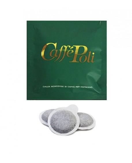 Cialda carta - Caffè Carta Verde - Confezione da 150 pezzi - Caffè Poli