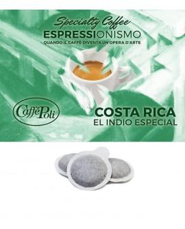 Cialda carta - Speciality Coffee Costa Rica Valle C - Confezione da 150 pezzi - Caffè Poli