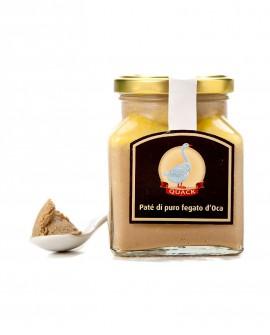 Patè d'Oca - 280g in vasetto vetro - qualità Extra, Quack Italia