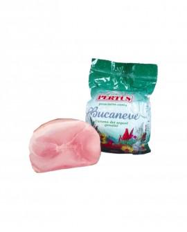 Prosciutto cotto BUCANEVE mec - 7 Kg - Buoni Cotti PERTUS