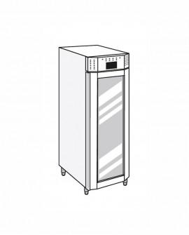 Armadio frigorifero Stagionatore 700 VIP Carni e Formaggi - STG ALL 700 VIP CF ADV - Refrigerazione - Everlasting