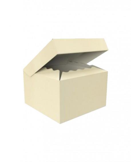 Bauletto con coperchio attaccato alla scatola 20x20 H20 - n.20 pezzi - Cesteria M.B. Service