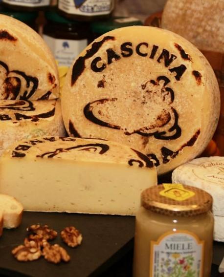 Formagella Cascina Gamba 1.8kg - Salumificio Gamba Edoardo