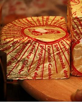 Gorgonzola DOP dolce cremoso 1.5kg - Salumificio Gamba Edoardo