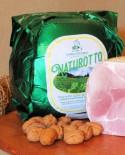 Prosciutto cotto NATUROTTO - intero 9kg - Salumificio Gamba Edoardo
