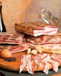 Pancettina affumicata cruda bio 1200g - Salumificio Gamba Edoardo