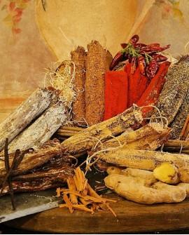 Slinzega accidia suino finocchietto selvatico 500g premio gambero rosso - Salumificio Gamba Edoardo