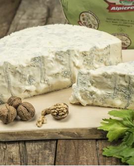 Alpicrema gorgonzola Dop dolce meta 6Kg stagionatura 60gg - Gildo Formaggi
