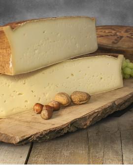 Malga Bormio latte crudo di montagna meta 4.5kg stagionatura 90gg - Gildo Formaggi