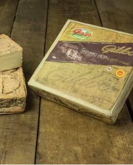 Gildo'C Taleggio Dop a latte crudo valsassina 2kg stagionatura 40gg - Gildo Formaggi