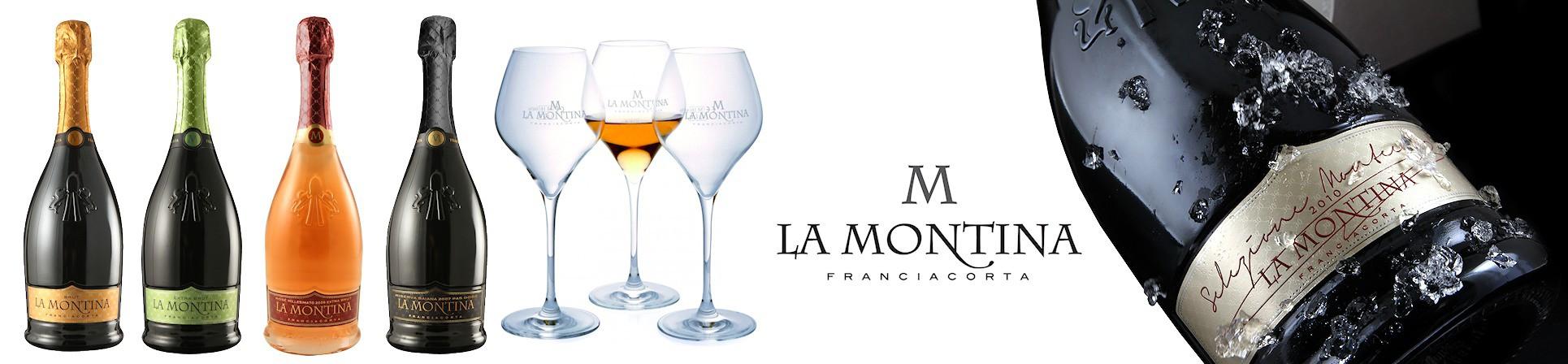 Franciacorta vendita online - La MONTINA